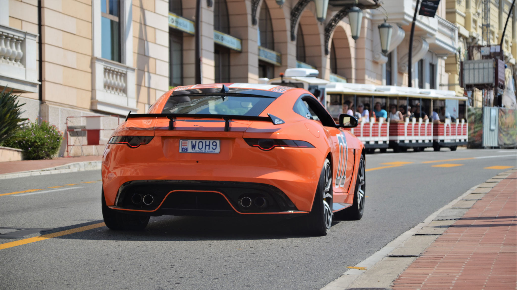 Jaguar F-Type SVR - W0H9 (MC)