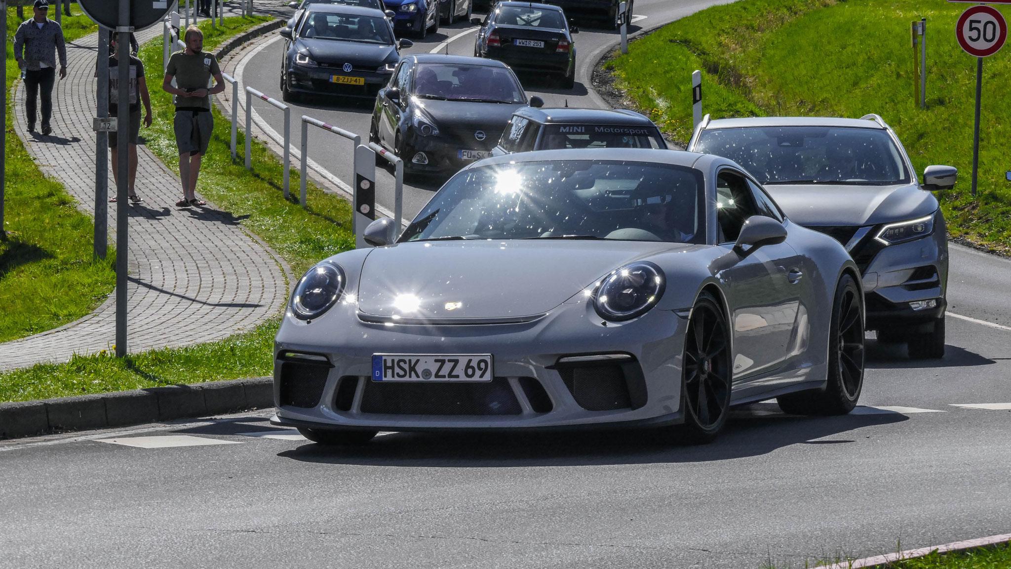 Porsche 991 GT3 - HSK-ZZ-69