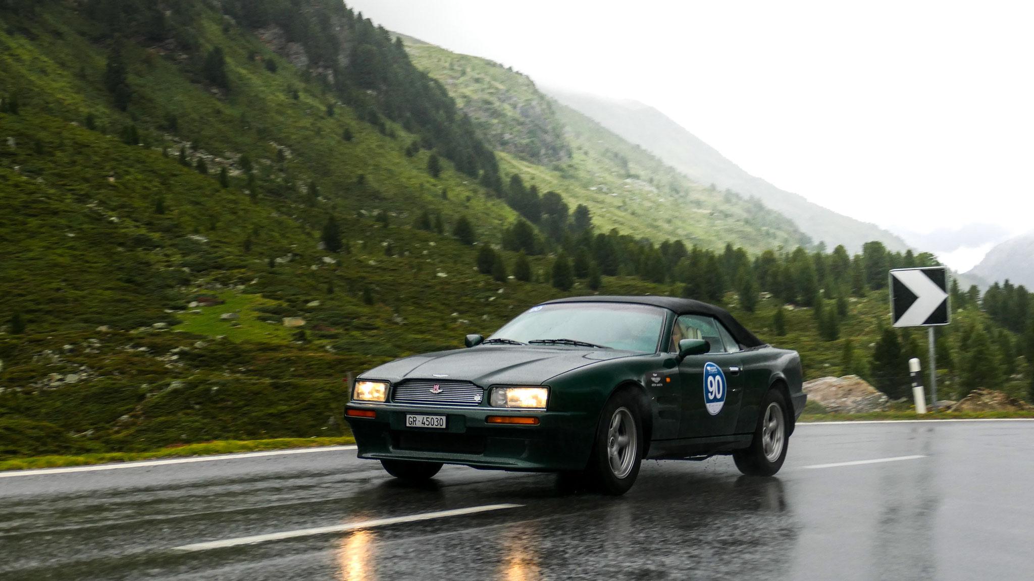Aston Martin Virage - GR-45030 (CH)