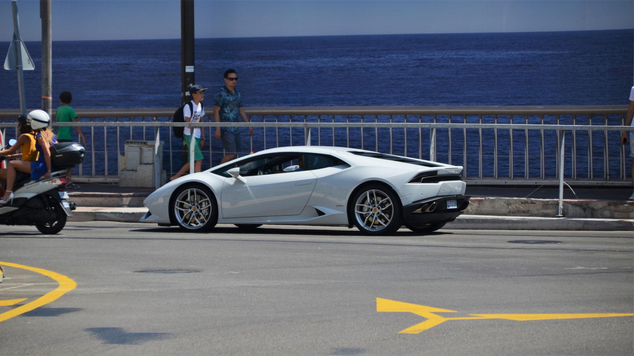 Lamborghini Huracan - 5218 (MC)