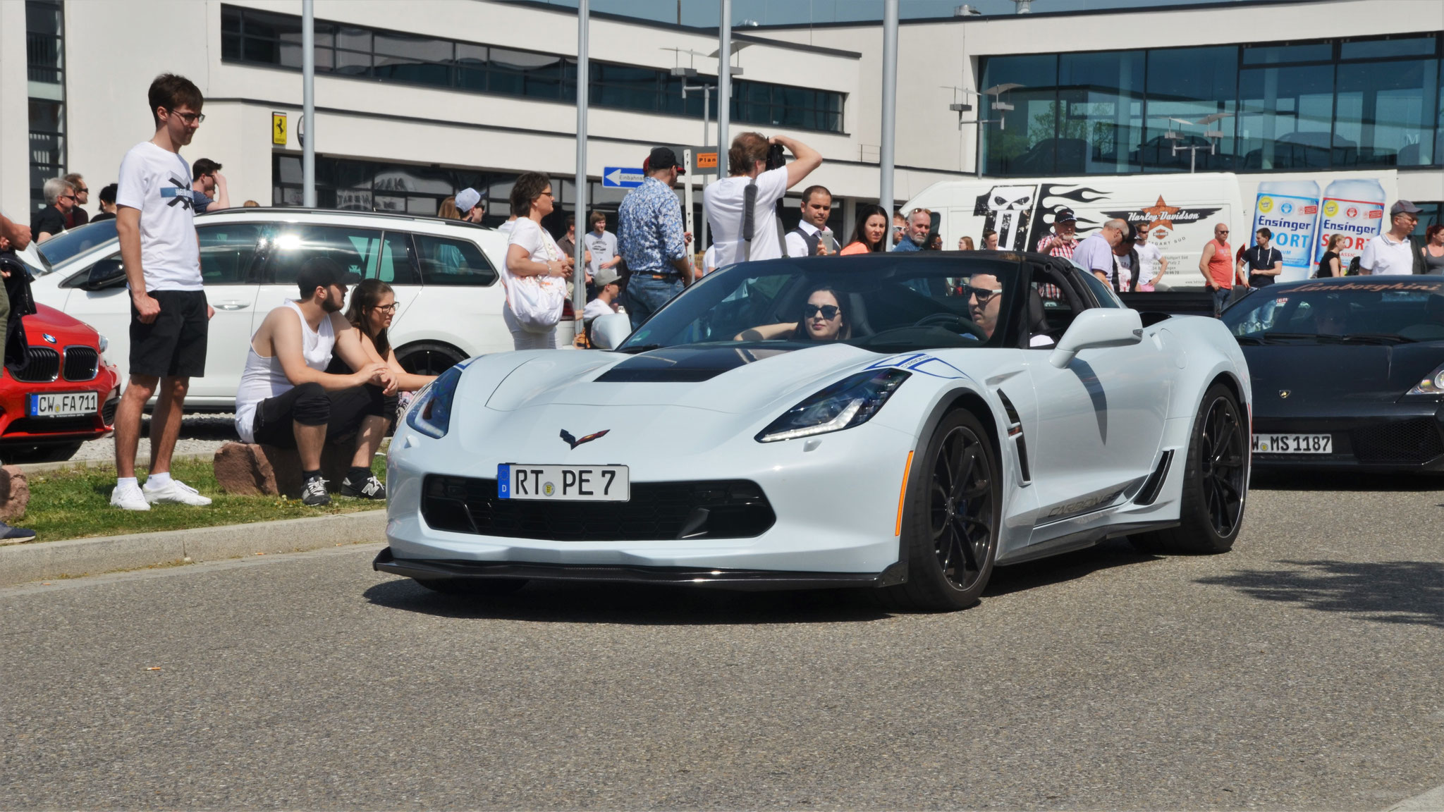 Chevrolet Corvette C7  Grand Sport - RT-PE-7