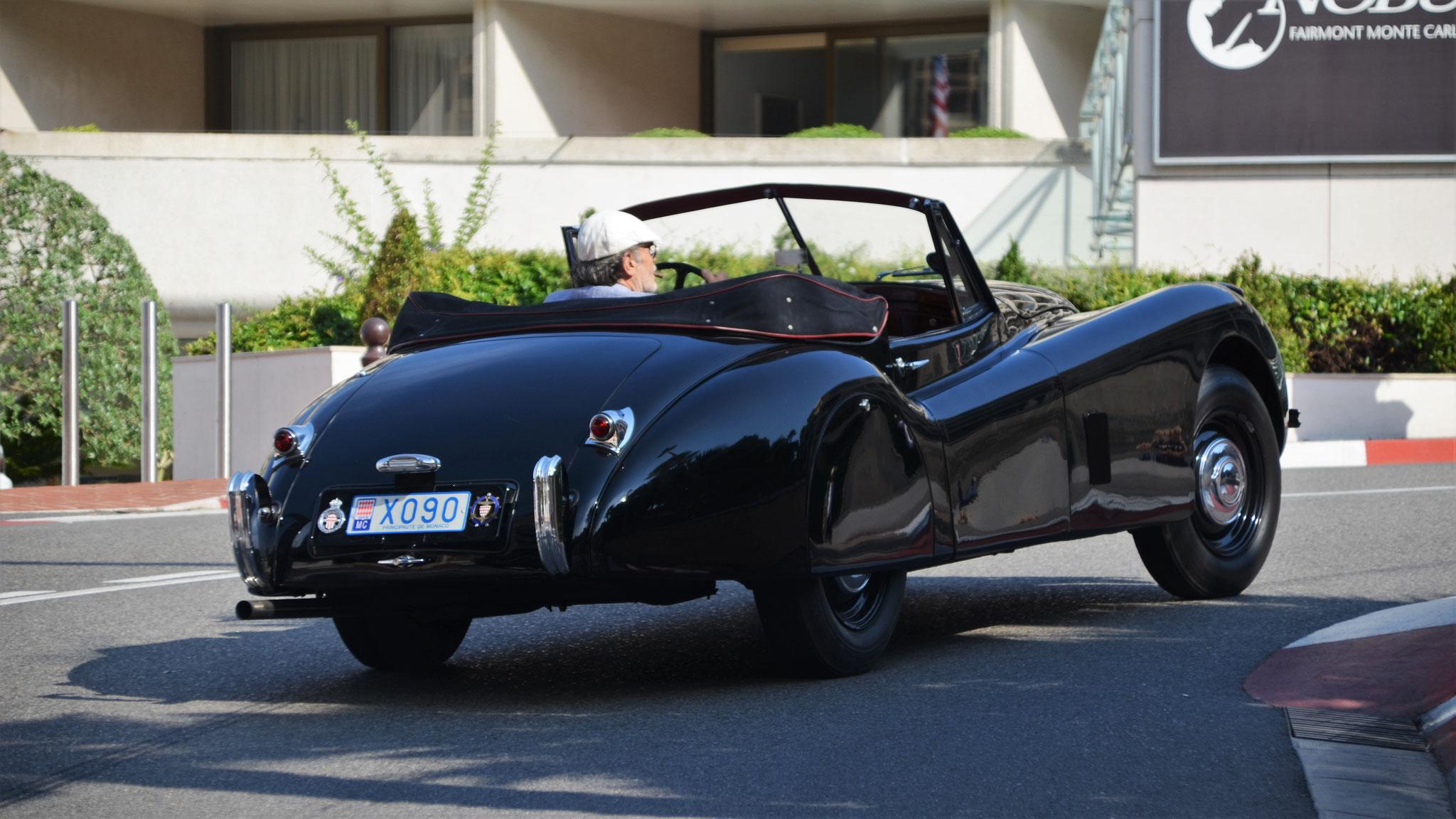 Jaguar XK 120 Cabrio - X090 (MC)