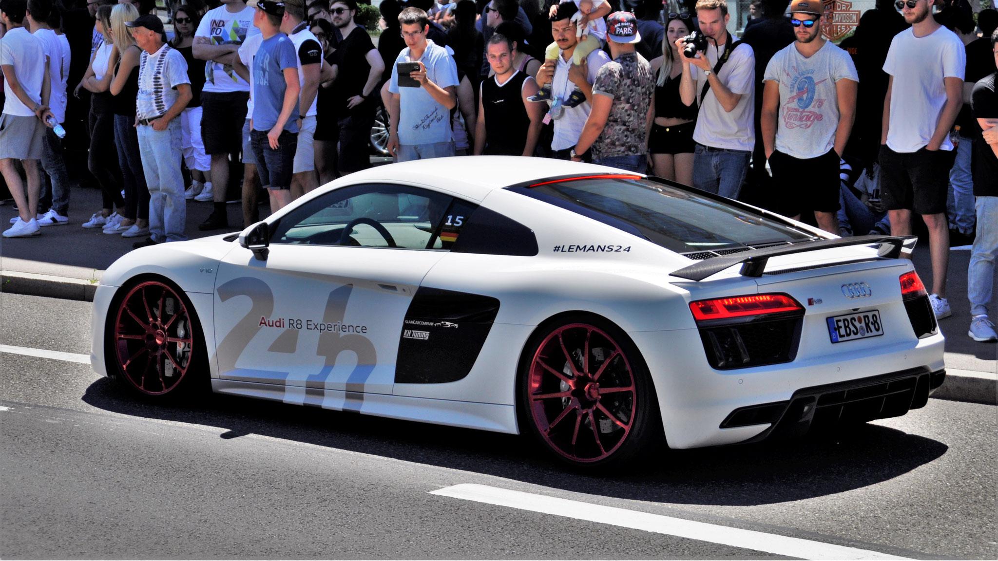 Audi R8 V10 - EBS-R-8