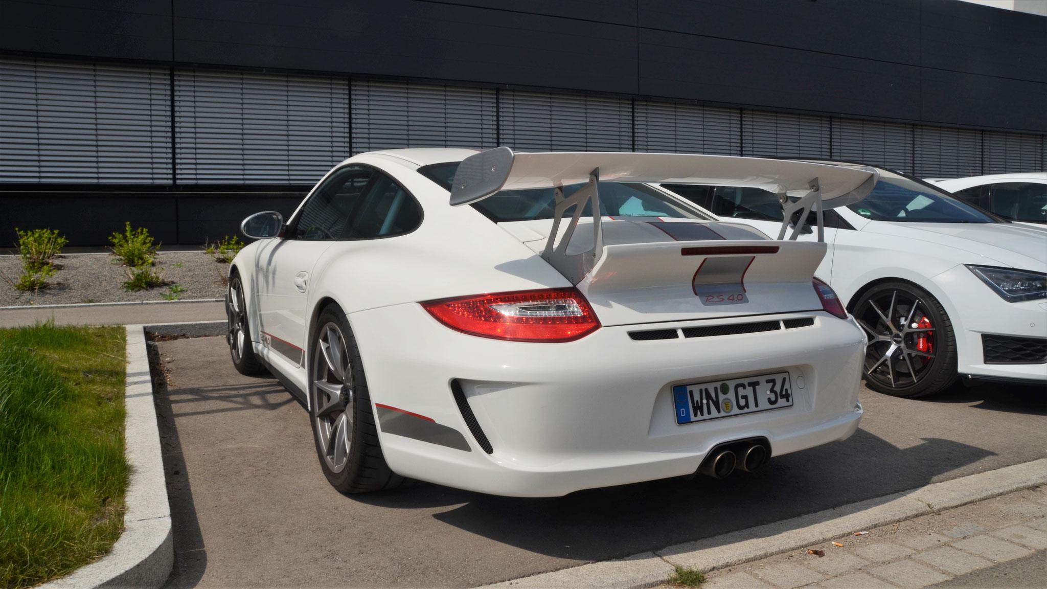 Porsche 911 GT3 RS 4.0 - WN-GT-34