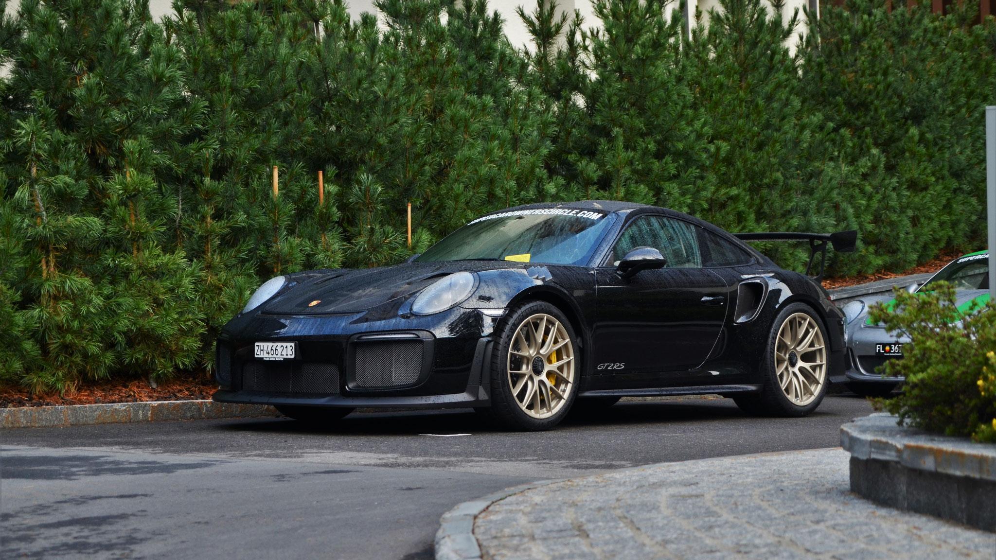 Porsche 911 GT2 RS - ZH-466213