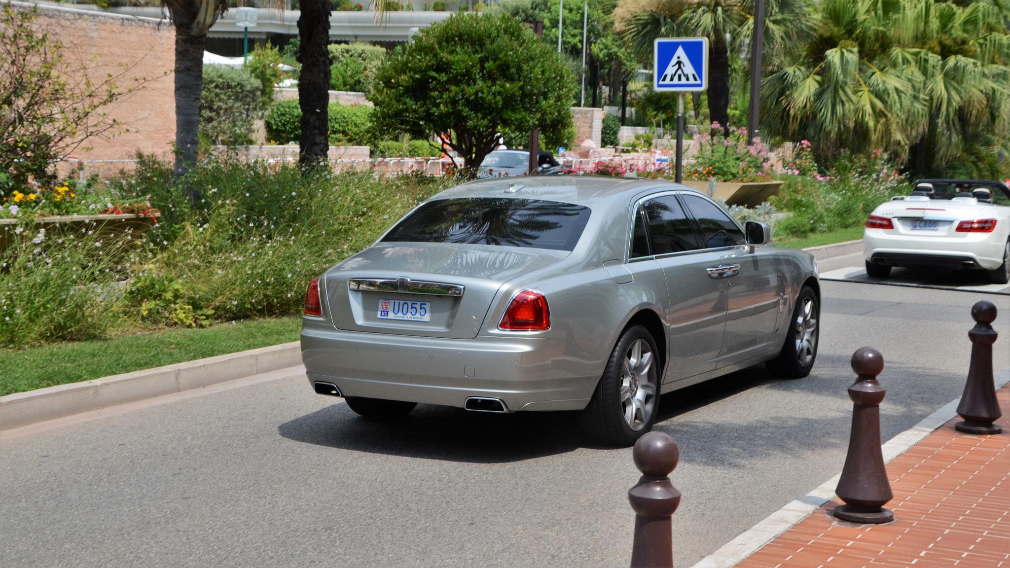 Rolls Royce Ghost - U055 (MC)