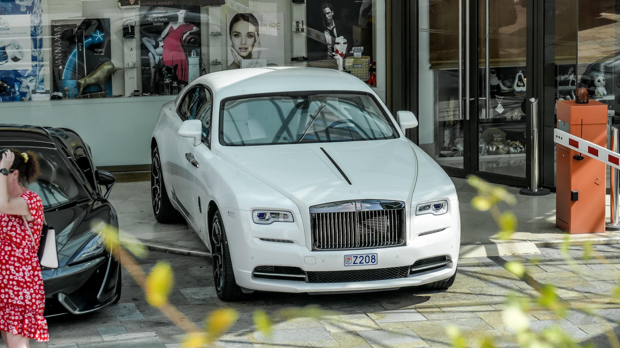 Rolls Royce Wraith - Z208 (MC)
