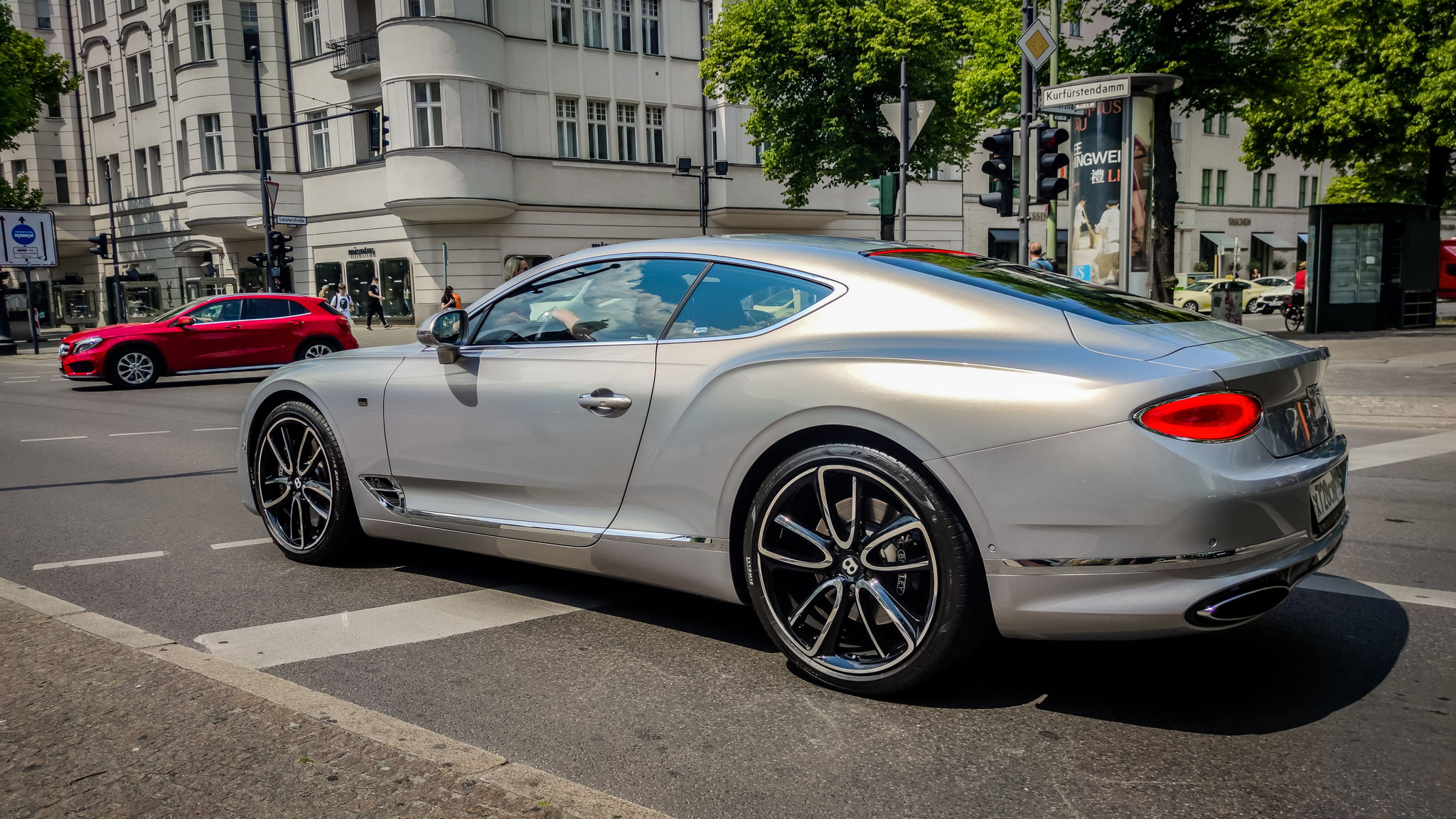 Bentley Continental GT - X-728-CH-799 (RUS)