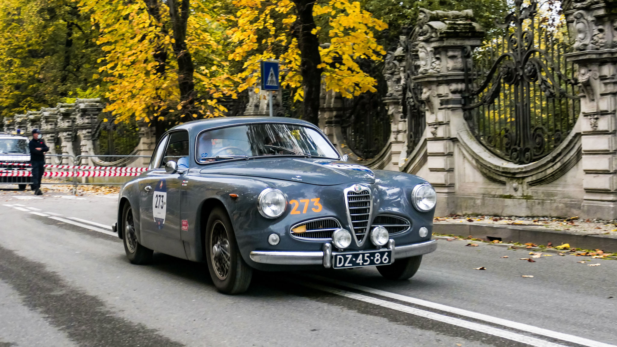 Alfa Romeo 1900C Sprint Touring - DZ-45-86 (NL)