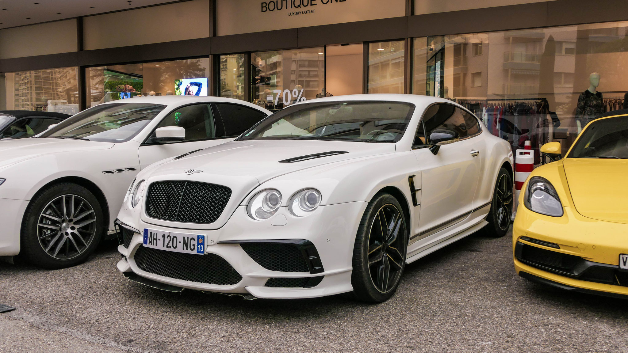Bentley Continental GT Supersports - AH-120-NG-13 (FRA)