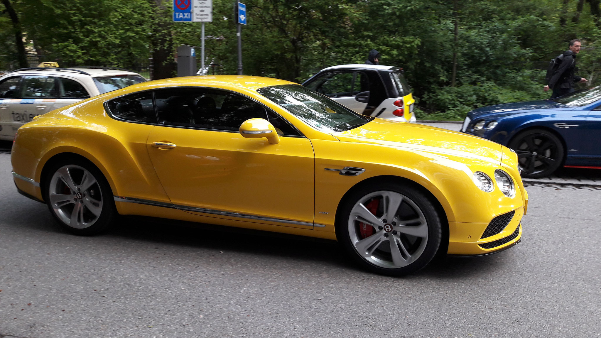 Bentley Continental GT V8 S - DF66-MYP