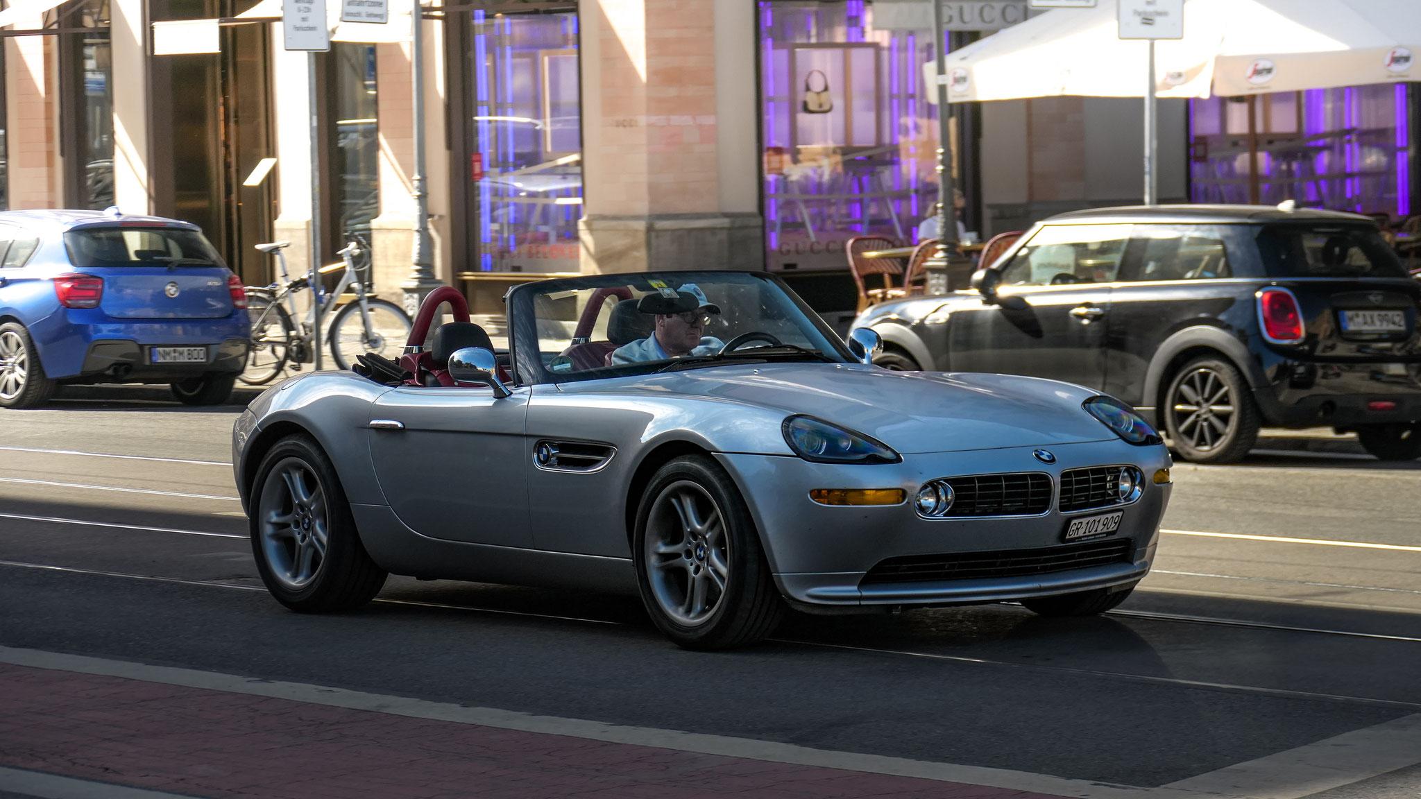BMW Z8 - GR-101909 (CH)