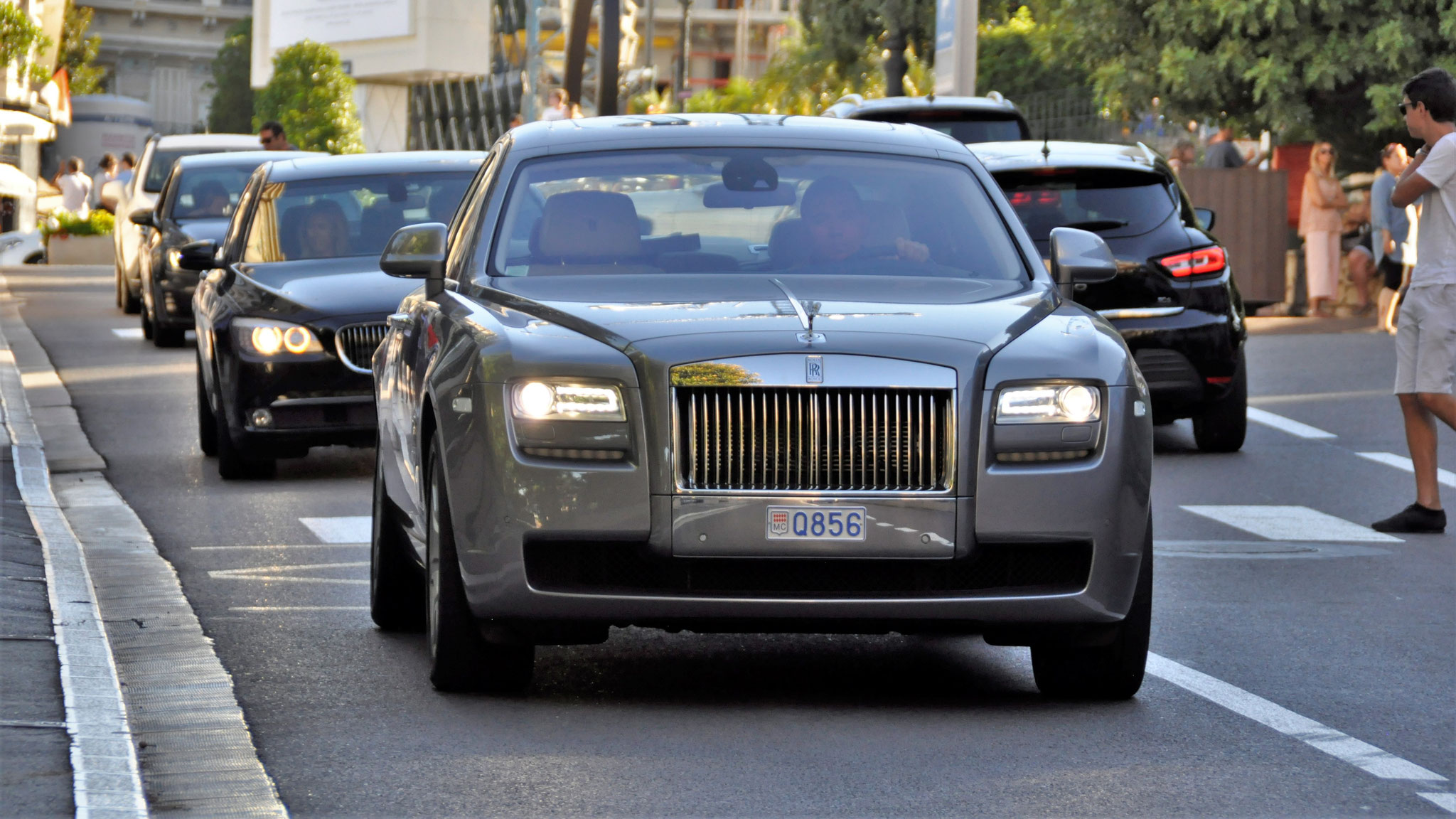 Rolls Royce Ghost - Q856 (MC)