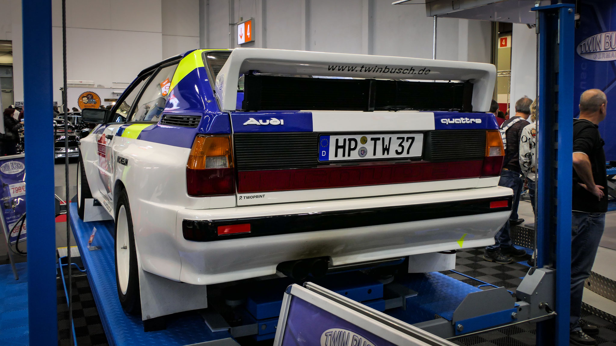 Audi Sport quattro - HP-TW-37
