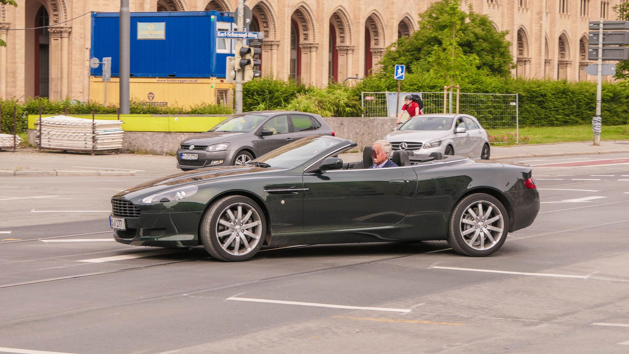 Aston Martin DB9 Volante - MB-X-177