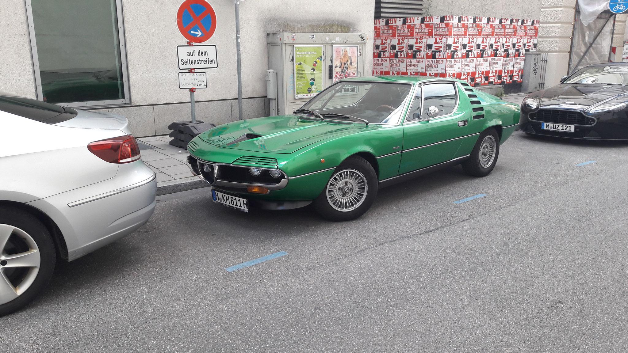 Alfa Romeo Montreal Bertone - M-KM-811H