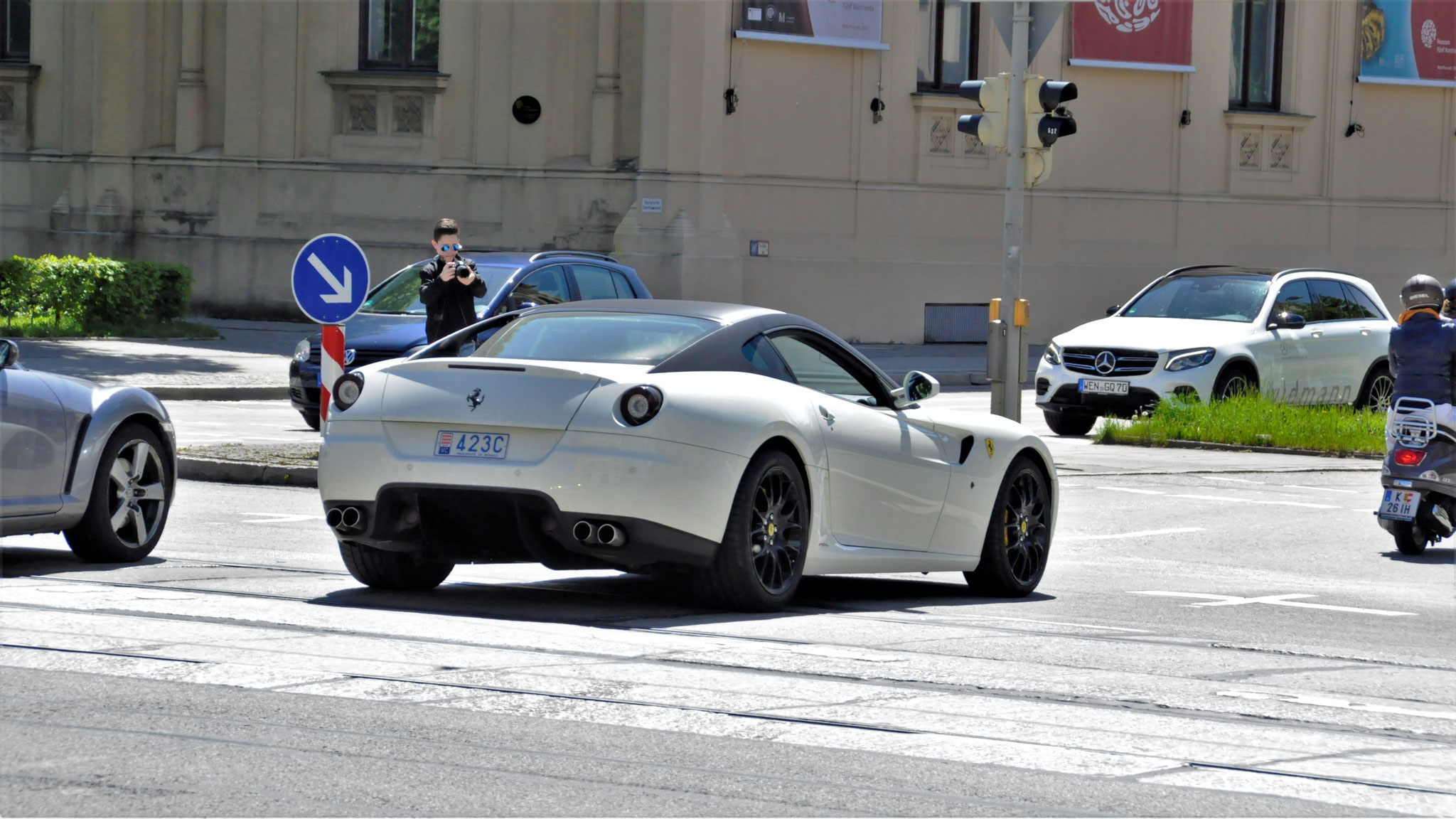 Ferrari 599 GTB - 423C (MC)