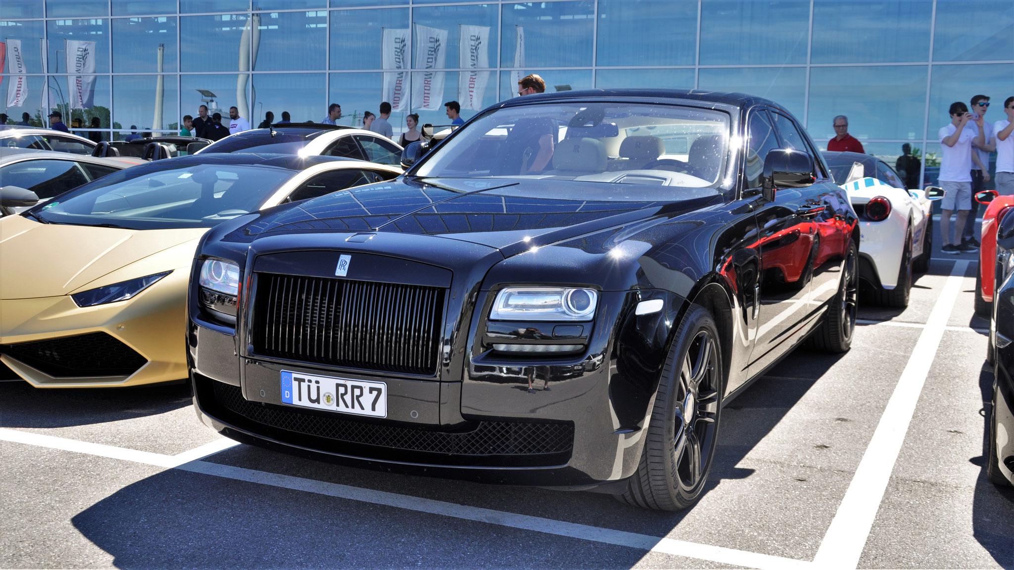Rolls Royce Ghost - TÜ-RR-7