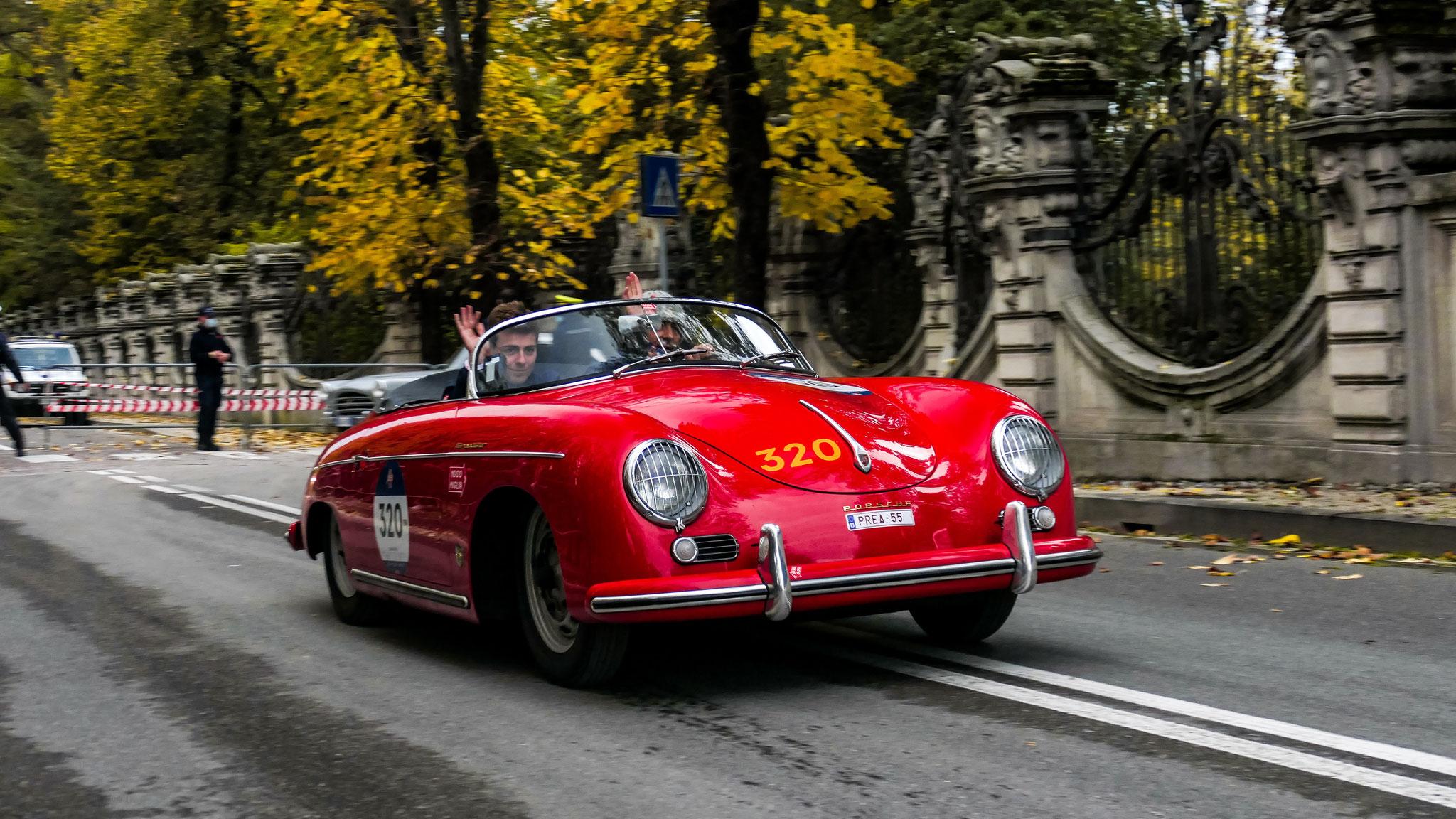 Porsche 356 Speedster - PREA-55 (BEL)