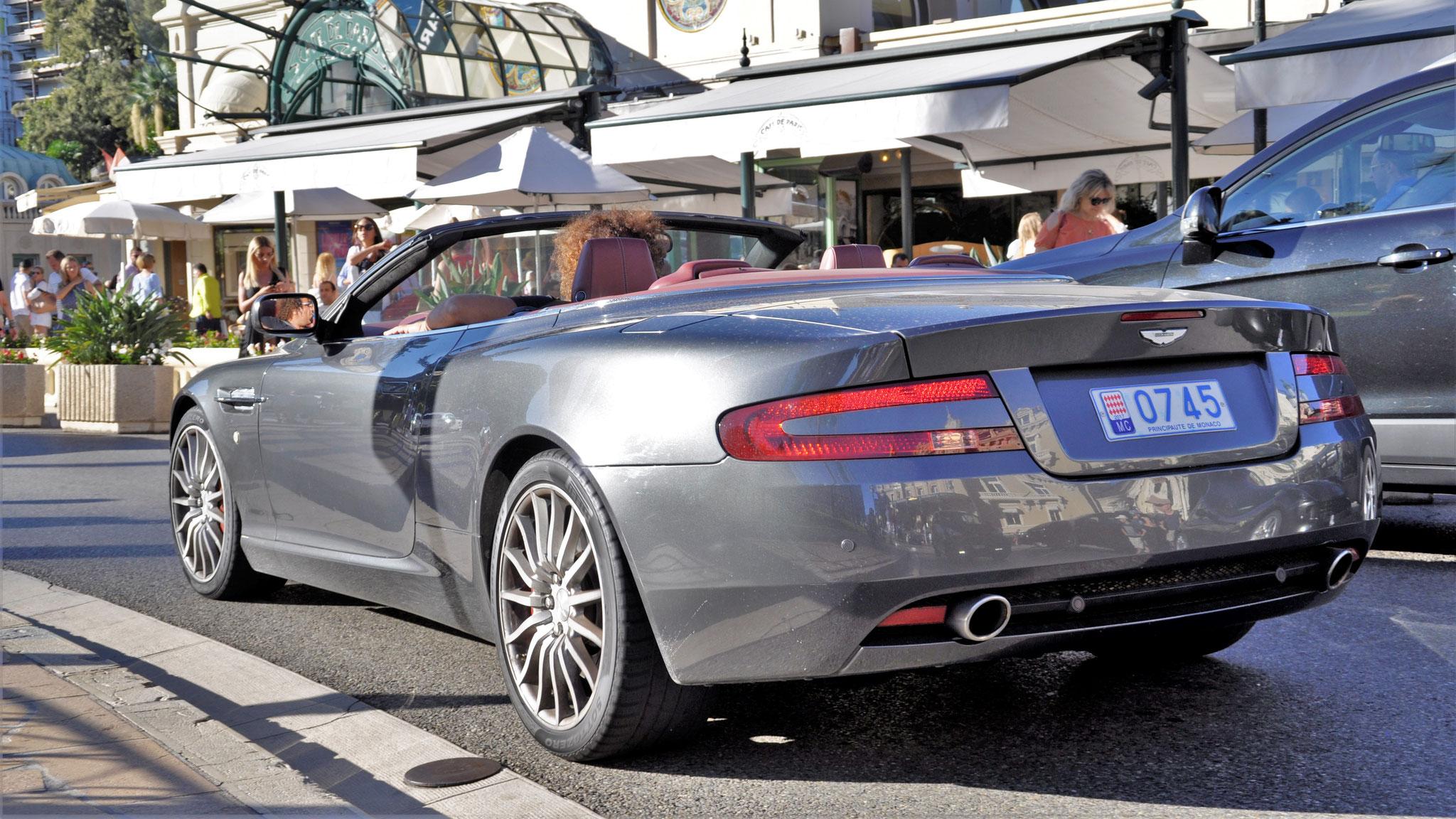 Aston Martin DB9 Volante - 0745 (MC)
