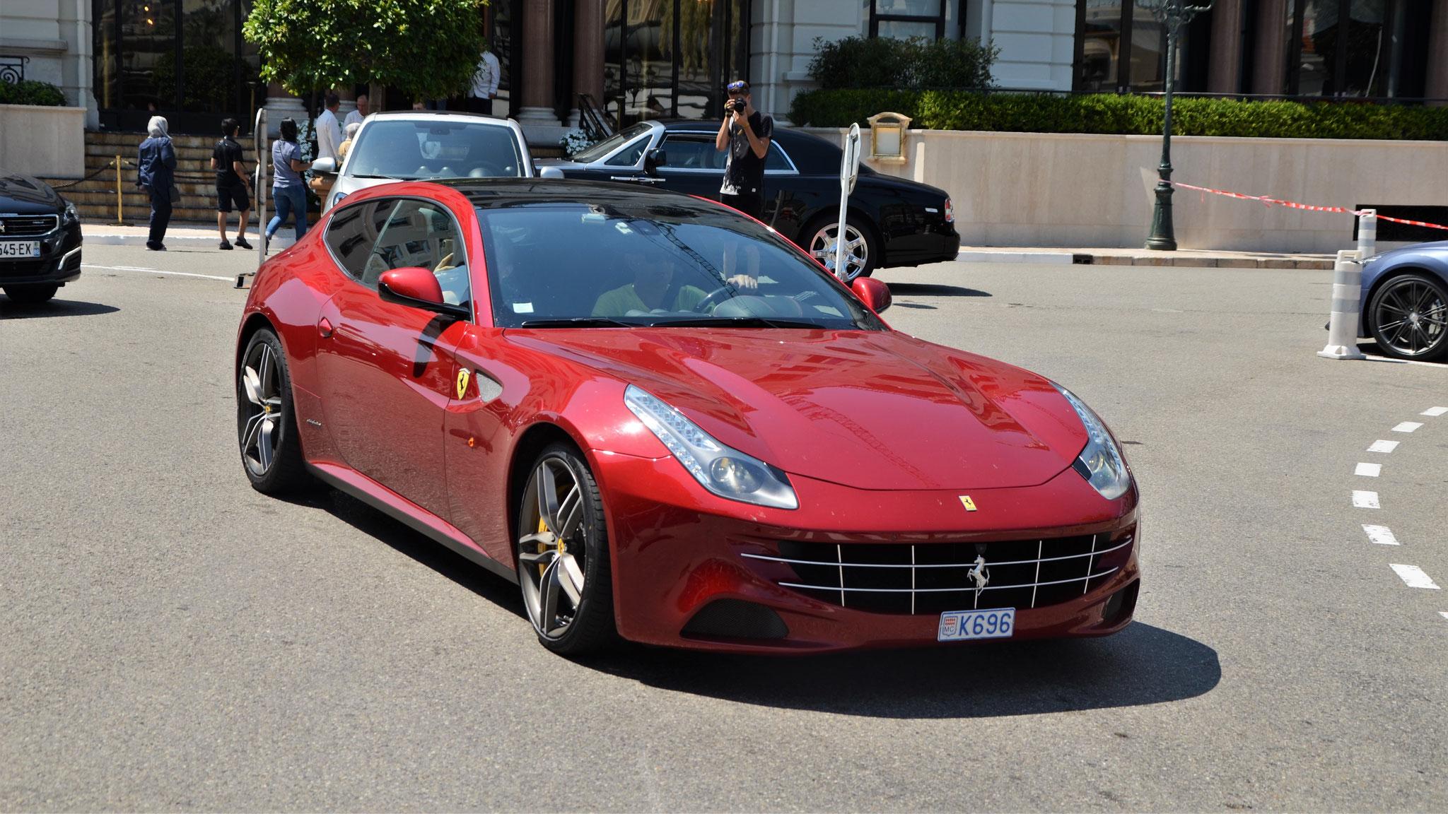 Ferrari FF - K696 (MC)