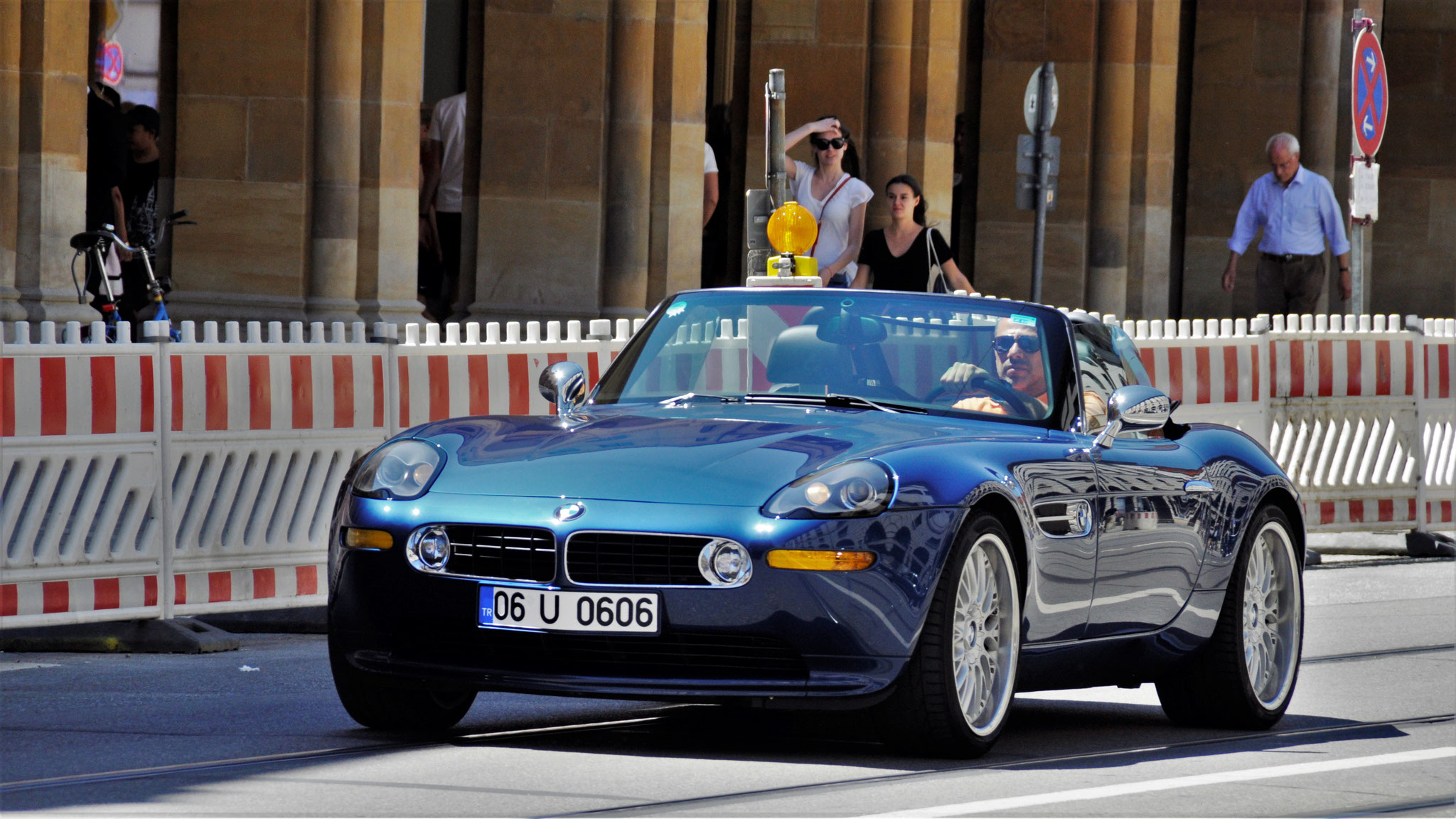 BMW Z8 - 06-U-0606 (TR)
