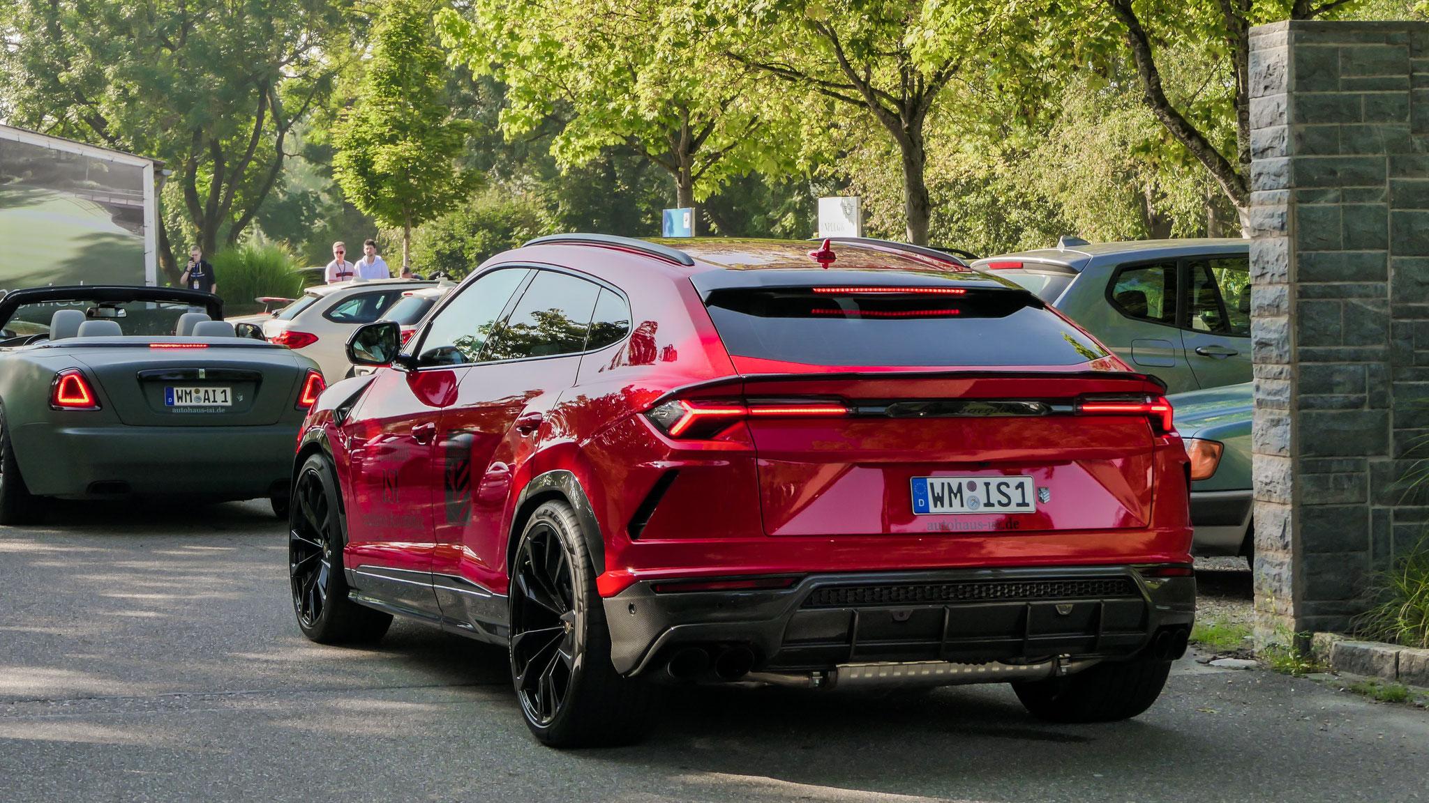 Lamborghini Urus - WM-IS-1