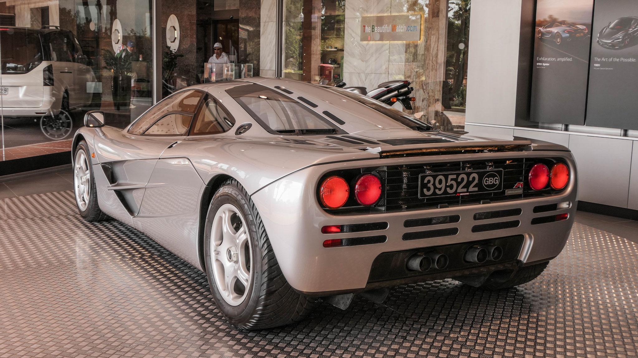 McLaren F1 - 39522 (GBG)