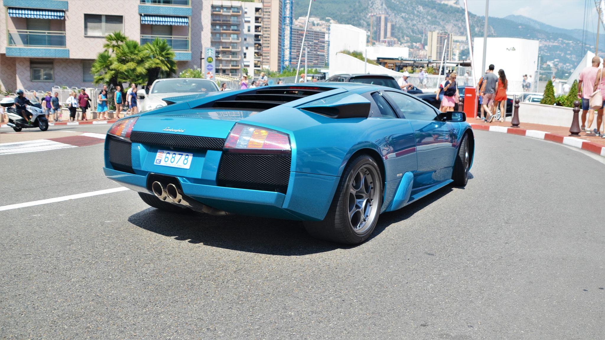 Lamborghini Murcielago - 6878 (MC)