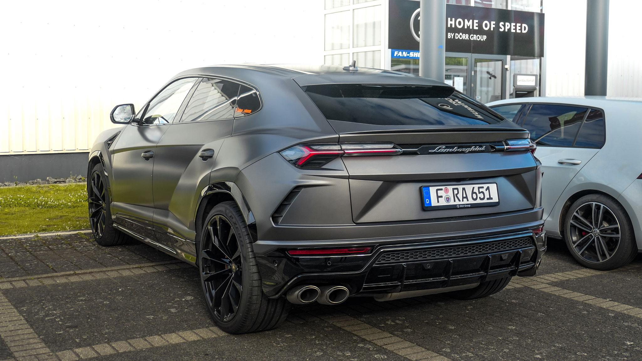 Lamborghini Urus - F-RA-651