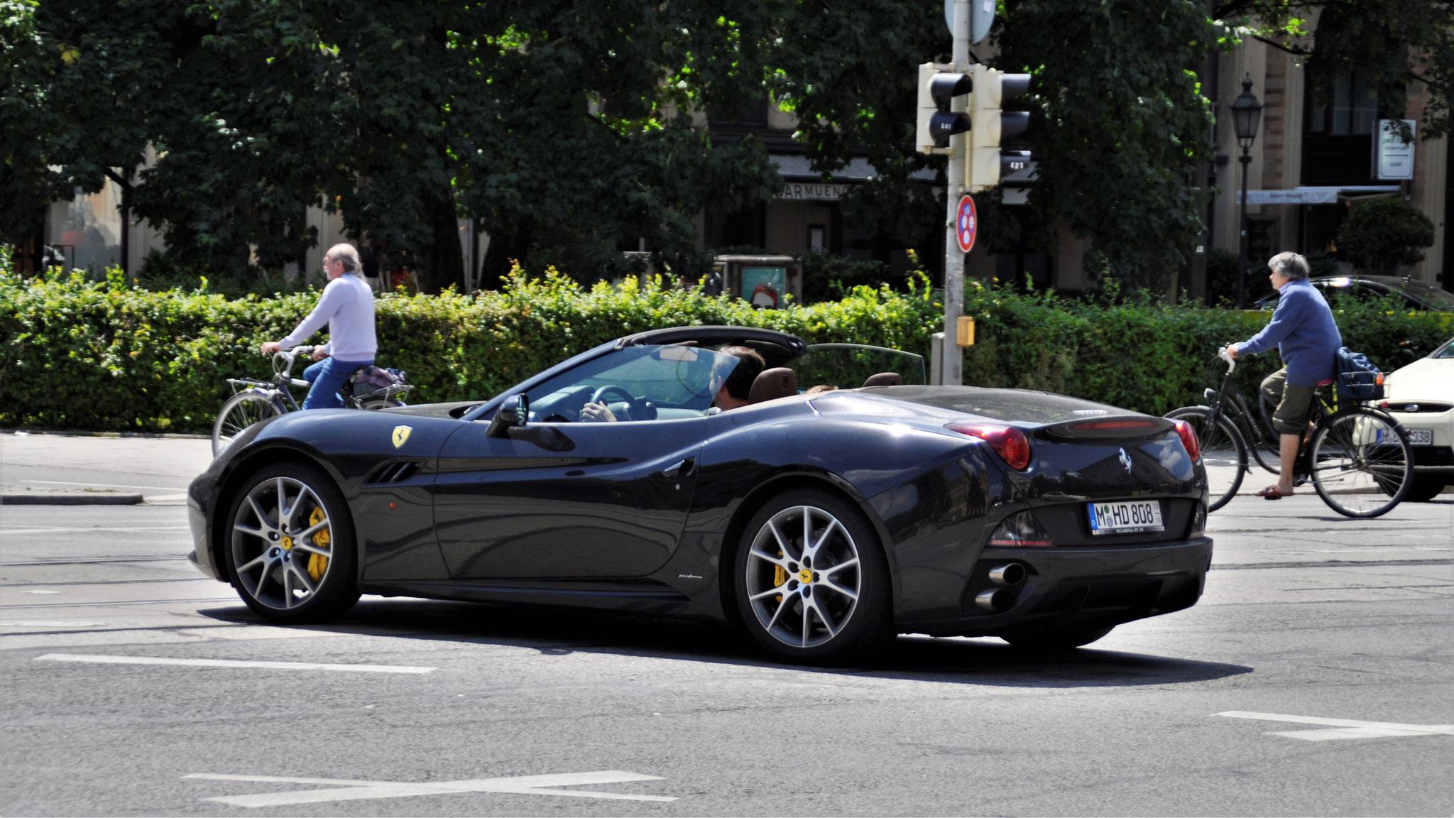 Ferrari California - M-HD-808