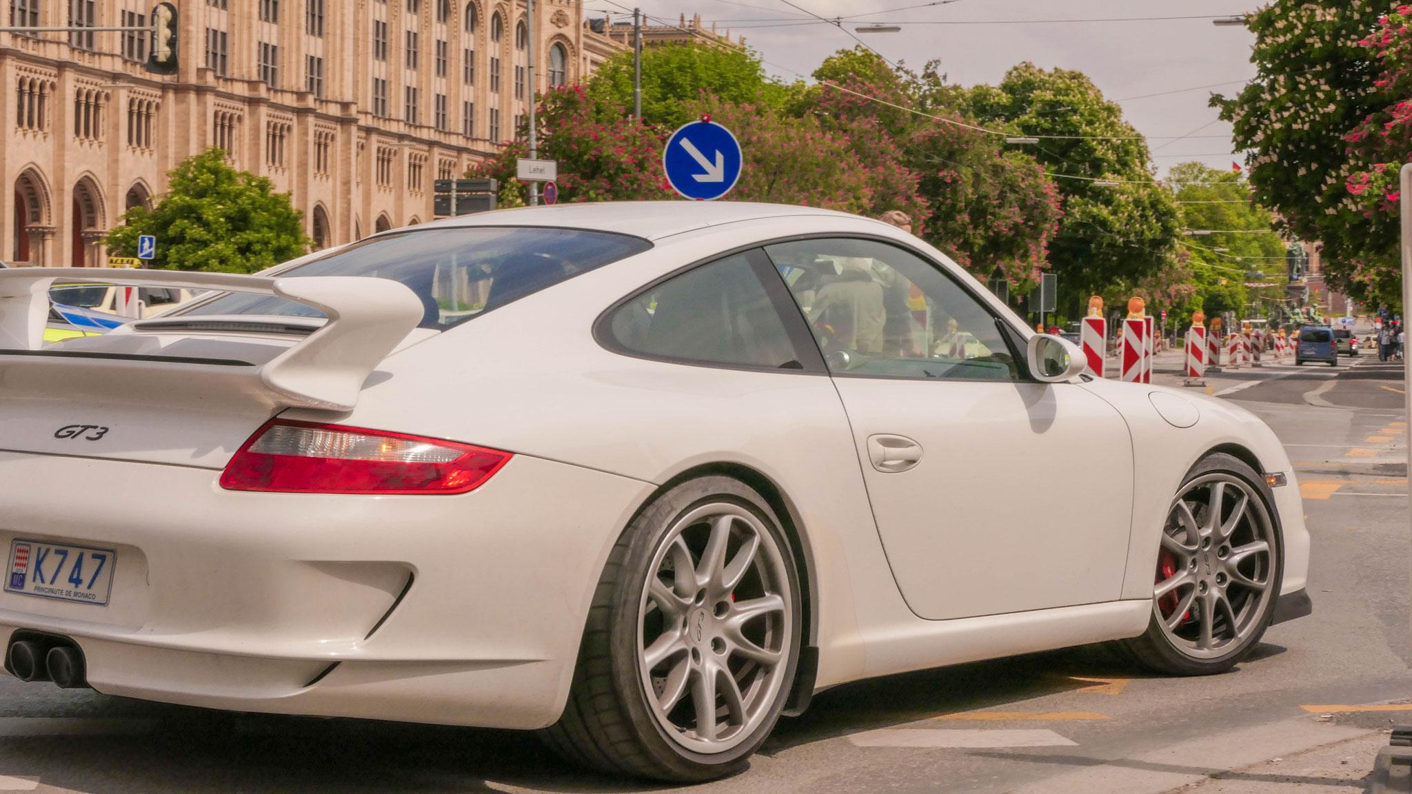 Porsche GT3 997 - K747 (MC)