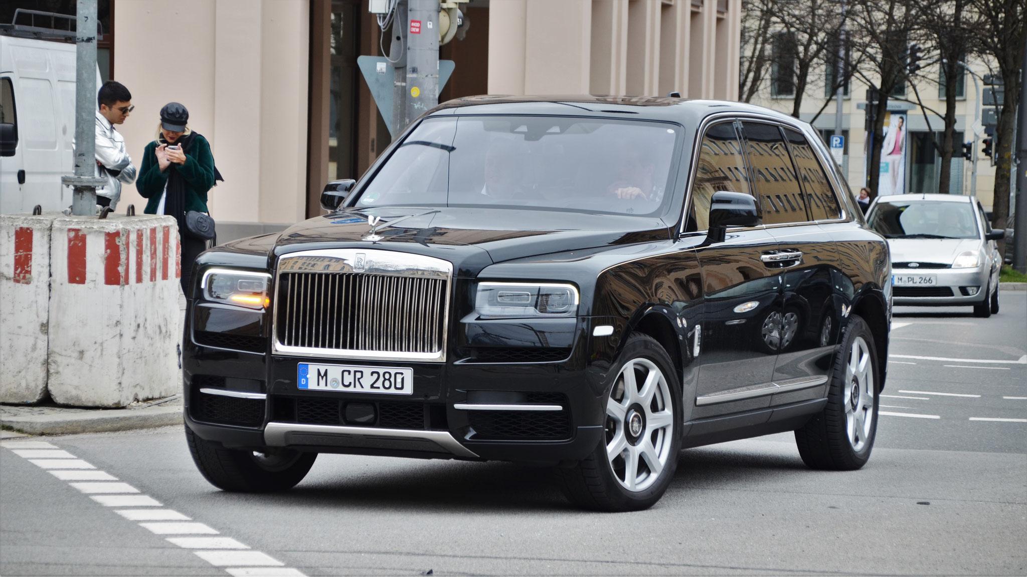Rolls Royce Cullinan - M-CR-280