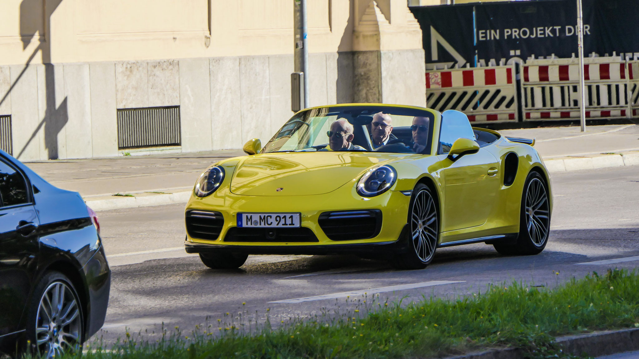 Porsche 911 Turbo S - M-MC-911