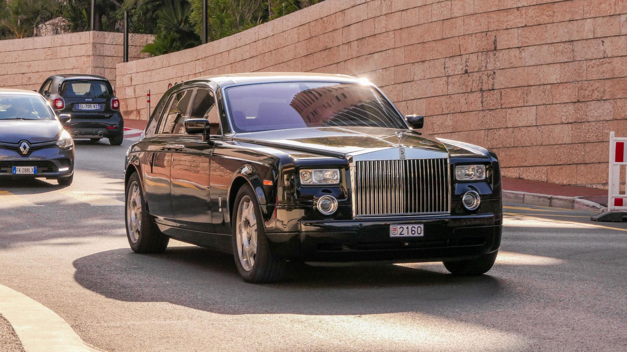 Rolls Royce Phantom - 2160 (MC)