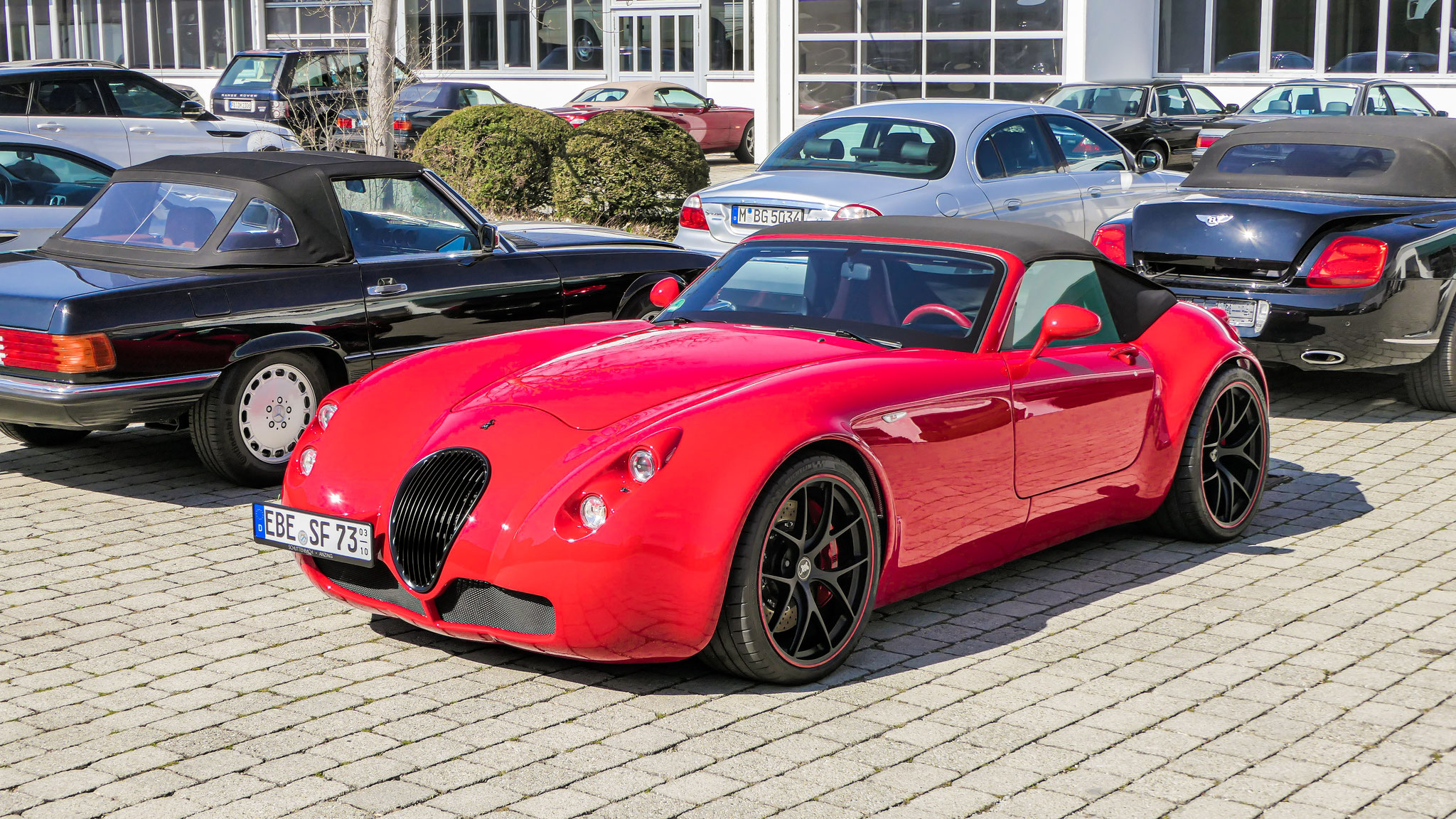 Wiesmann Roadster MF5 - EBE-SF-73