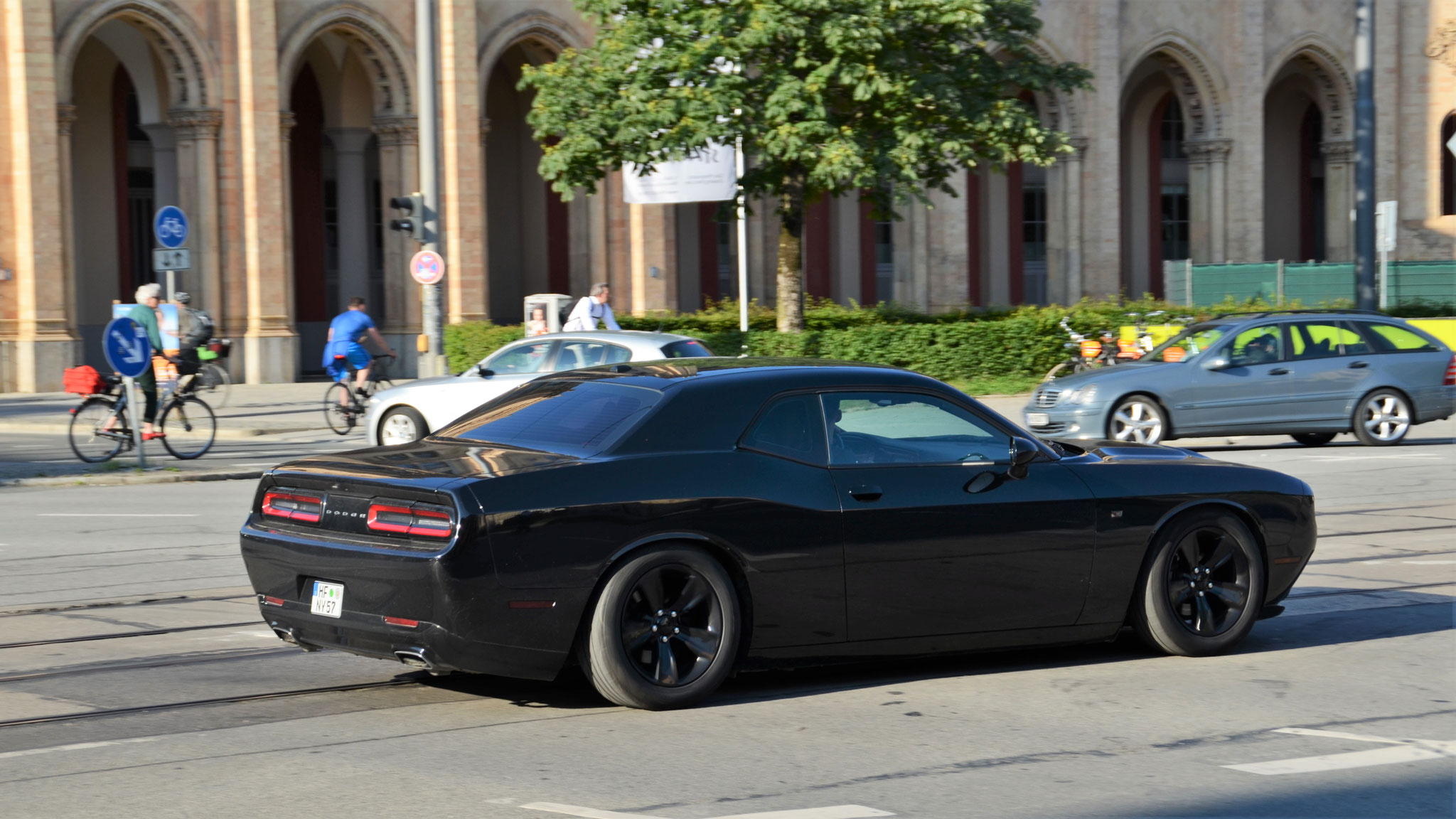 Dodge Challenger R/T - HF-NY-57