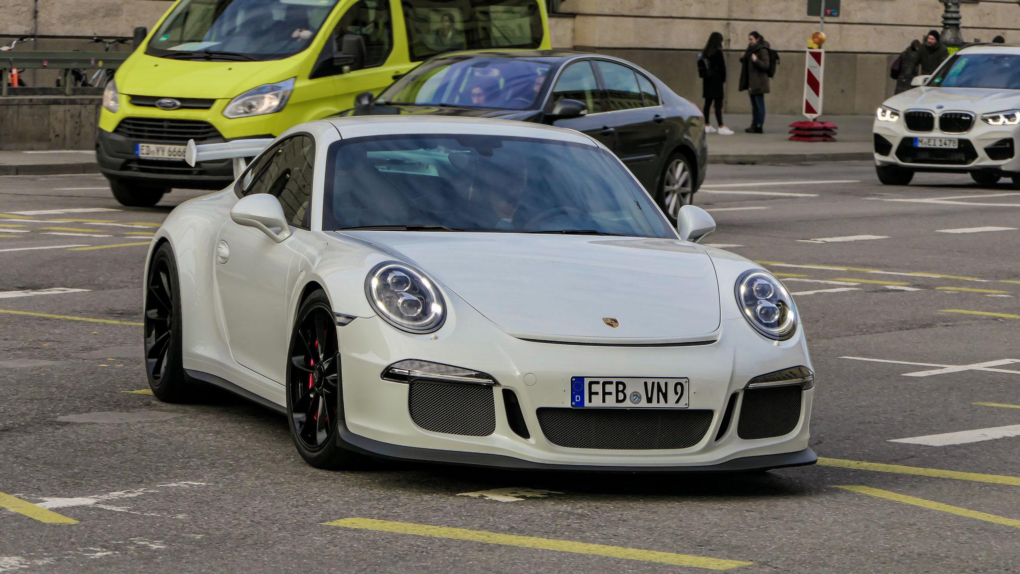Porsche 991 GT3 - FFB-VN-9