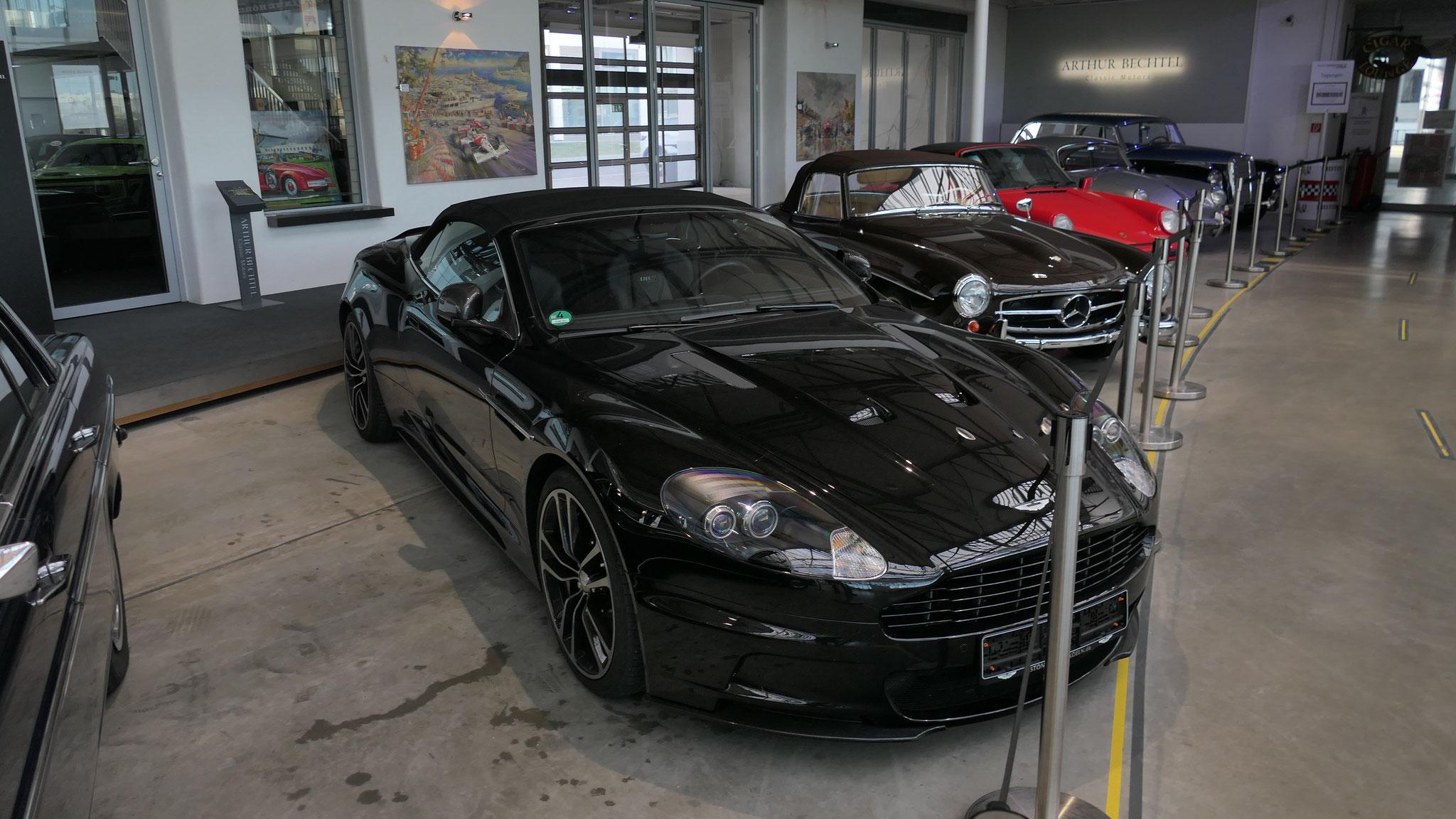 Aston Martin DBS Volante - D-MF-501
