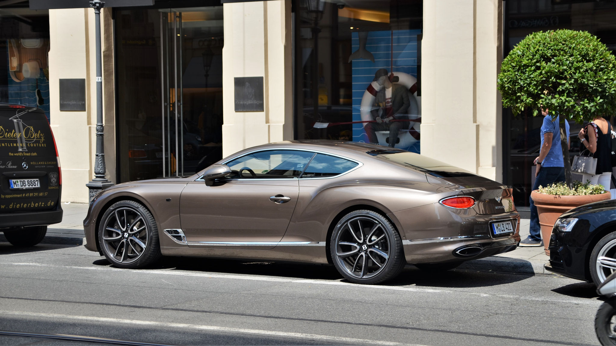 Bentley Continental GT - M-LB-422