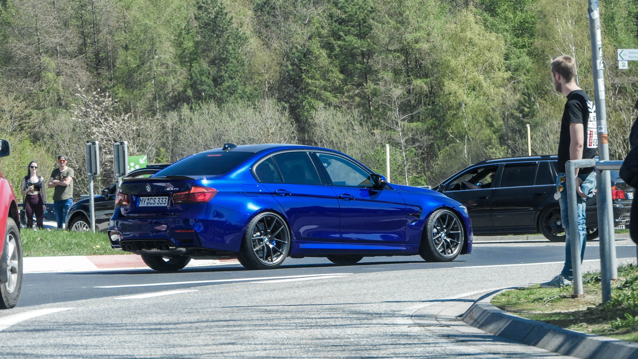 BMW M3 CS - MY-CS-333