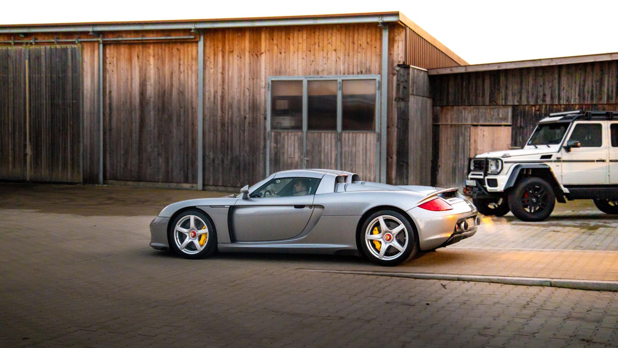 Porsche Carrera GT - 4723-DGS (ESP)