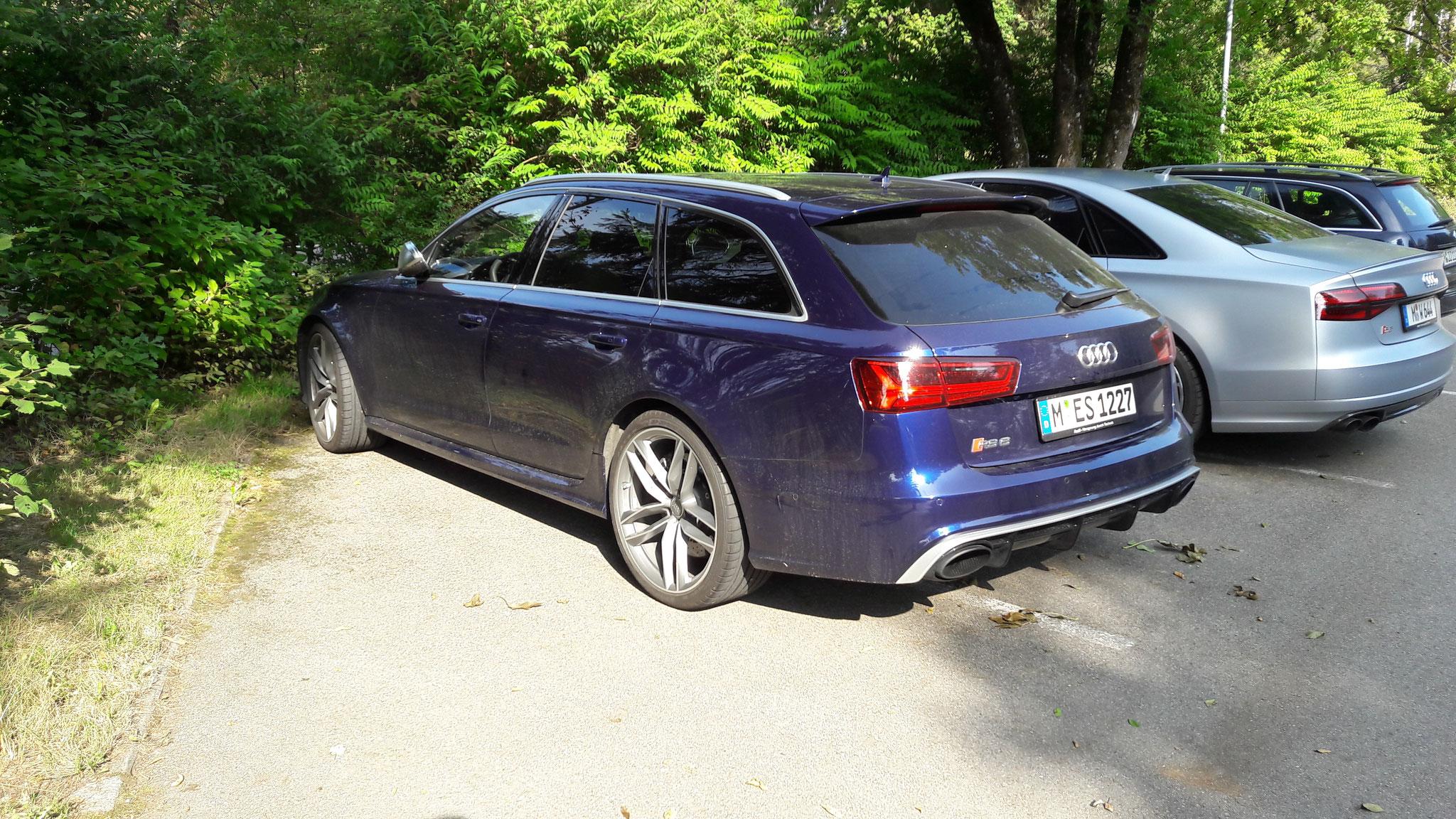 Audi RS6 - M-ES-1227