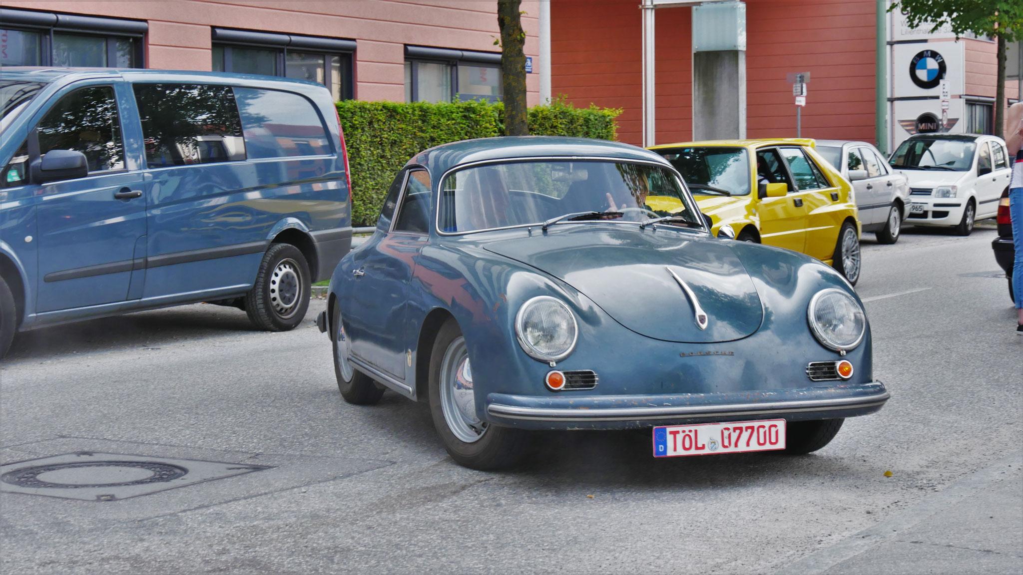 Porsche 356 1600SC - TÖL-07700