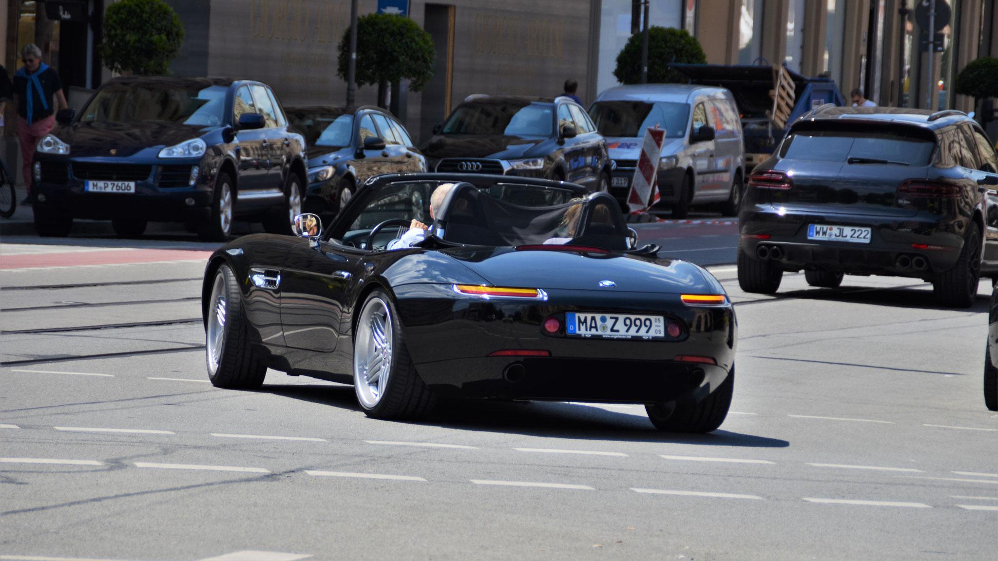 BMW Z8 - MA-Z-999