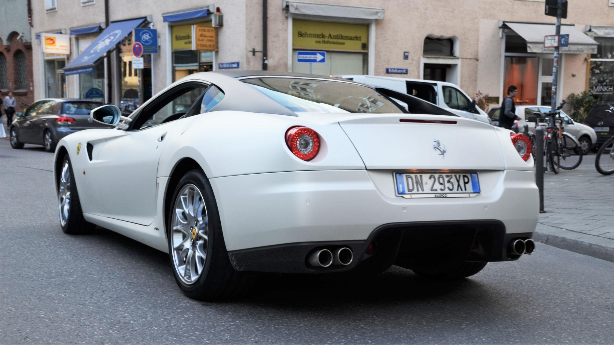 Ferrari 599 GTB - DN-293-XP (ITA)