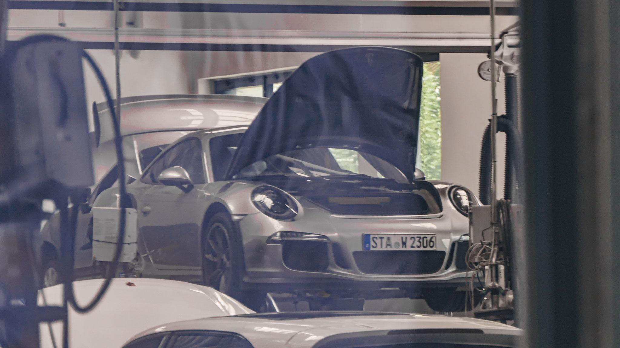 Porsche 991 GT3 - STA-W-2306
