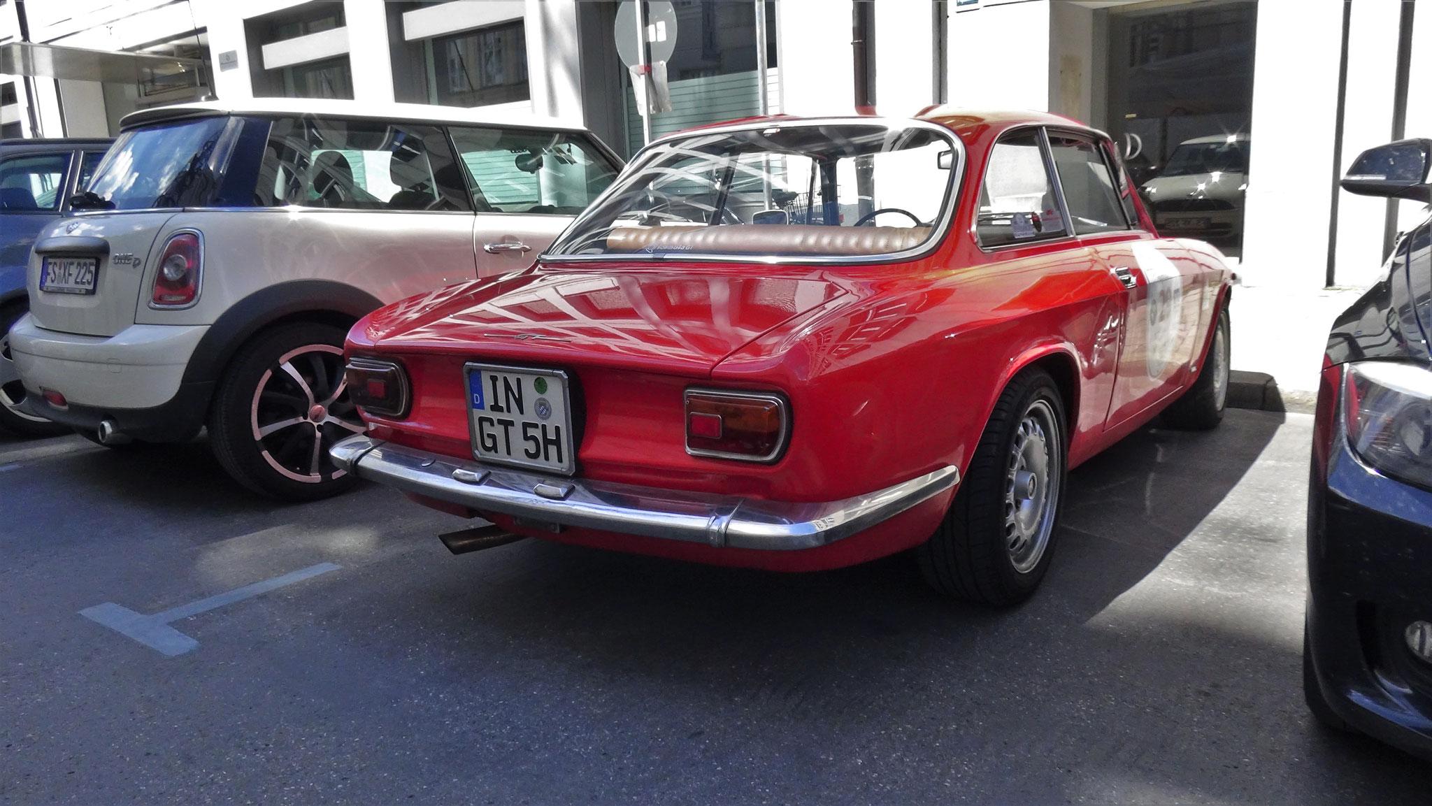 Alfa Romeo Giulia Sprint GT - IN-GT-5H