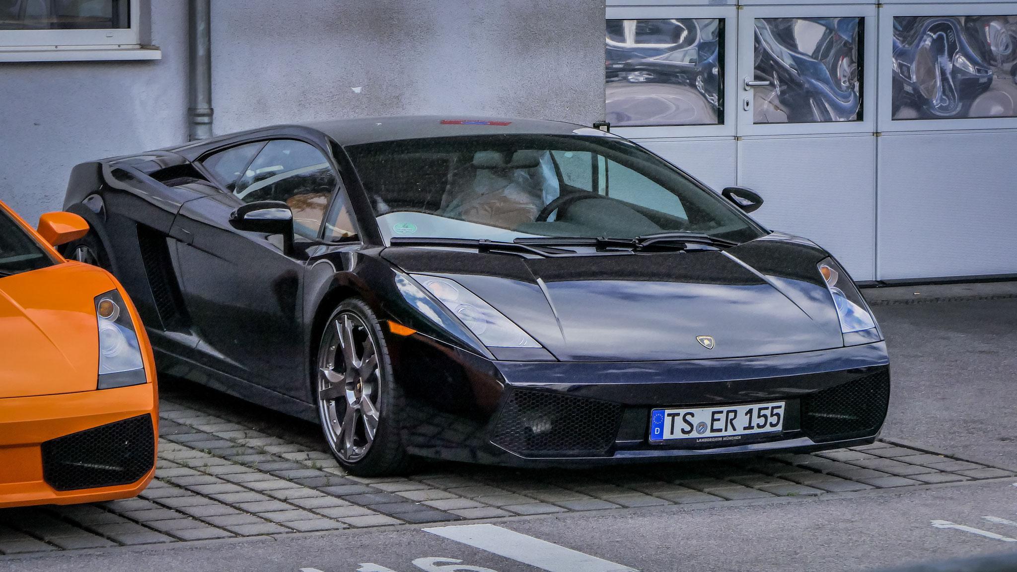Lamborghini Gallardo Coupé - TS-ER-155