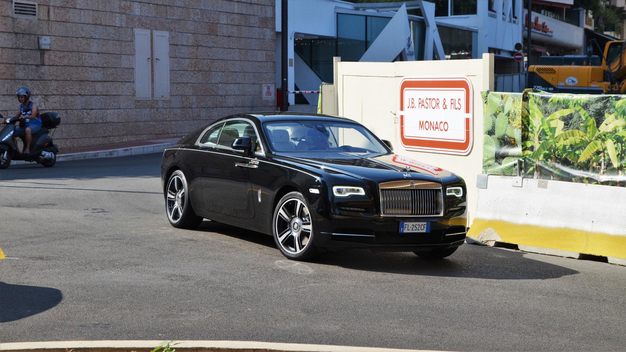 Rolls Royce Wraith - FL-252-CF (ITA)